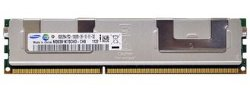Модуль памяти Samsung DDR3 1333 Registered ECC DIMM 4Gb Samsung M393B5170GB0-CK0 PC3-12800 1600Mhz  x4  1,5V Dual Rank